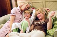 THE PERFECT MAN, Heather Locklear, Aria Wallace, Hilary Duff, 2005, (c) Universal