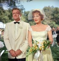 THE PARENT TRAP, Brian Keith, Maureen O'Hara, 1961.