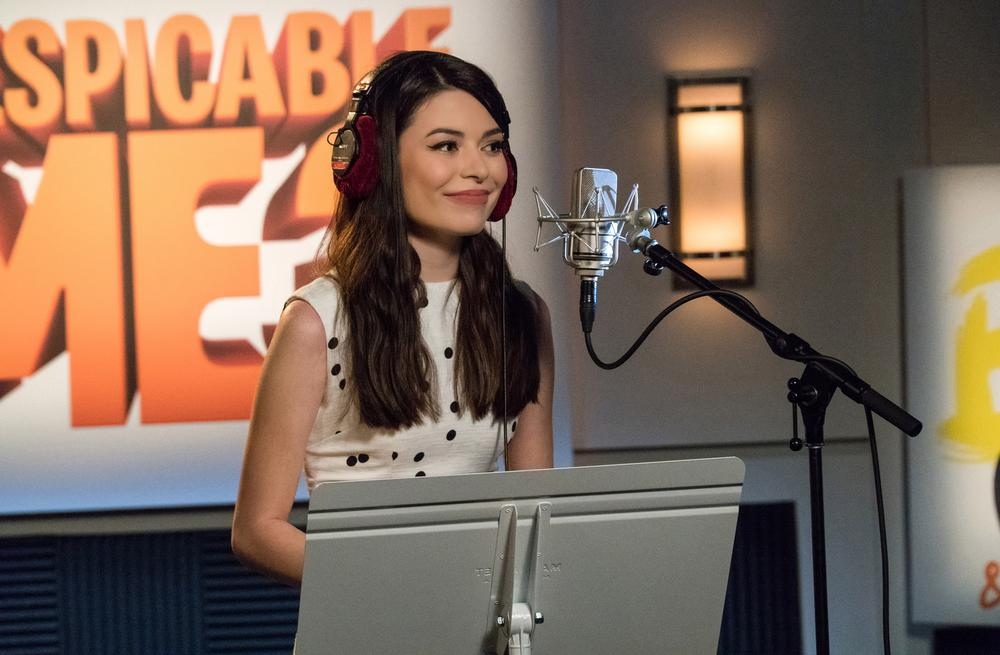 DESPICABLE ME 3, MIRANDA COSGROVE, VOICE OF MARGO, 2017. PH: SUZANNE HANOVER/©UNIVERSAL PICTURES