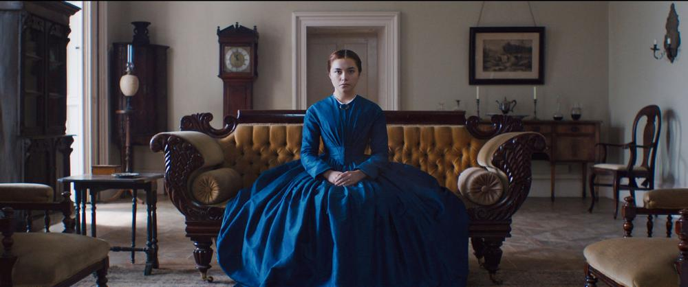 LADY MACBETH, FLORENCE PUGH, 2017. ©ROADSIDE ATTRACTIONS