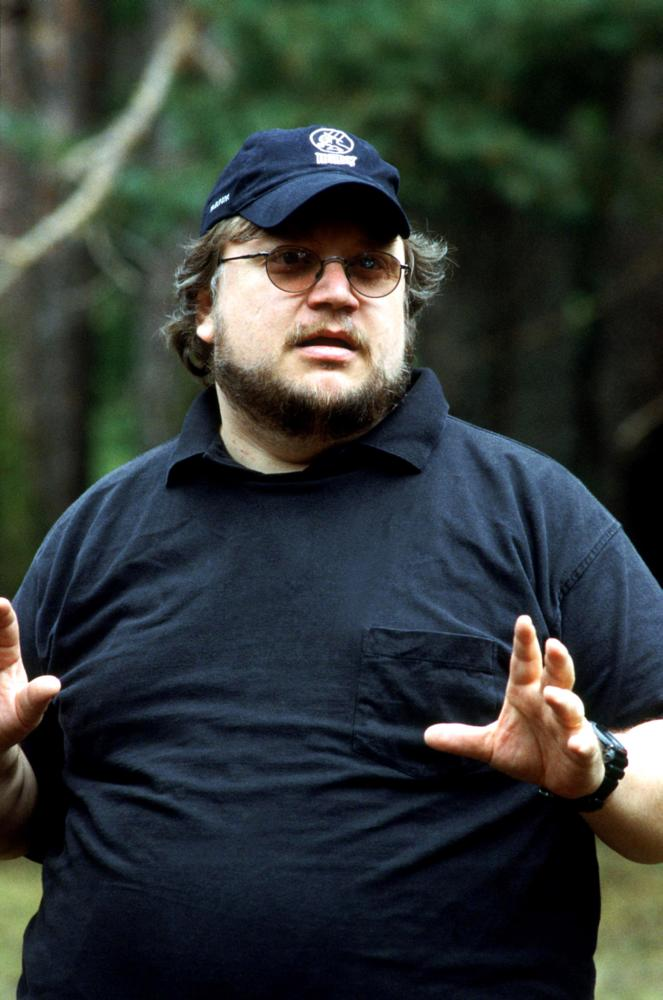 PAN'S LABYRINTH, (aka EL LABERINTO DEL FAUNO), director Guillermo del Toro, on set, 2006. ©Picturehouse