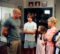 THE PACIFIER, Vin Diesel, Max Thieriot, Morgan York, Brittany Snow, 2005, (c) Walt Disney