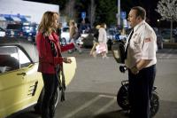 PAUL BLART: MALL COP, from left: Jayma Mays, Kevin James, 2009. ©Sony Pictures