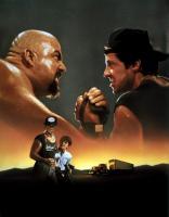 OVER THE TOP, Rick Zumwalt, Sylvester Stallone, David Mendenhall, 1987, (c) Warner Brothers