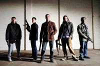 OUTLAW, Sean Harris, Danny Dyer, Sean Bean, Rupert Friend, Lennie James, 2007. ©Magnolia Pictures