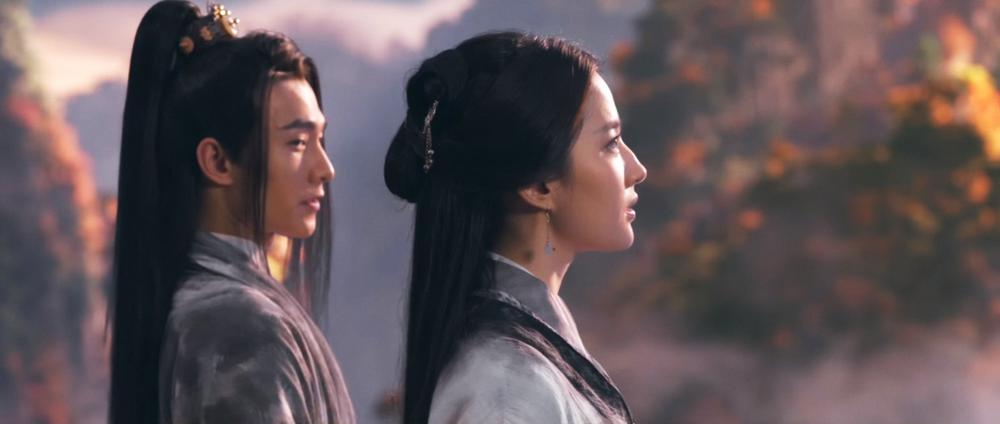 ONCE UPON A TIME, FROM LEFT: YANG YANG, LIU YIFEI, 2017. © WELL GO USA ENTERTAINMENT