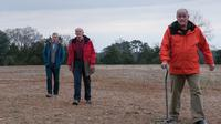 ABUNDANT ACREAGE AVAILABLE, FROM LEFT: STEVE COULTER, MAX GAIL, FRANCIS GUINAN, 2017. PH: DIANA GREENE/© GRAVITAS VENTURES