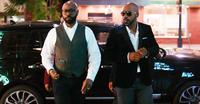 TRUE TO THE GAME, FROM LEFT, NELSAN ELLIS, COLUMBUS SHORT, 2017. ©IMANI MOTION PICTURES