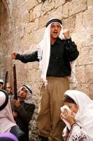 O JERUSALEM, Said Taghmaoui (standing), 2006. ©Samuel Goldwyn Films