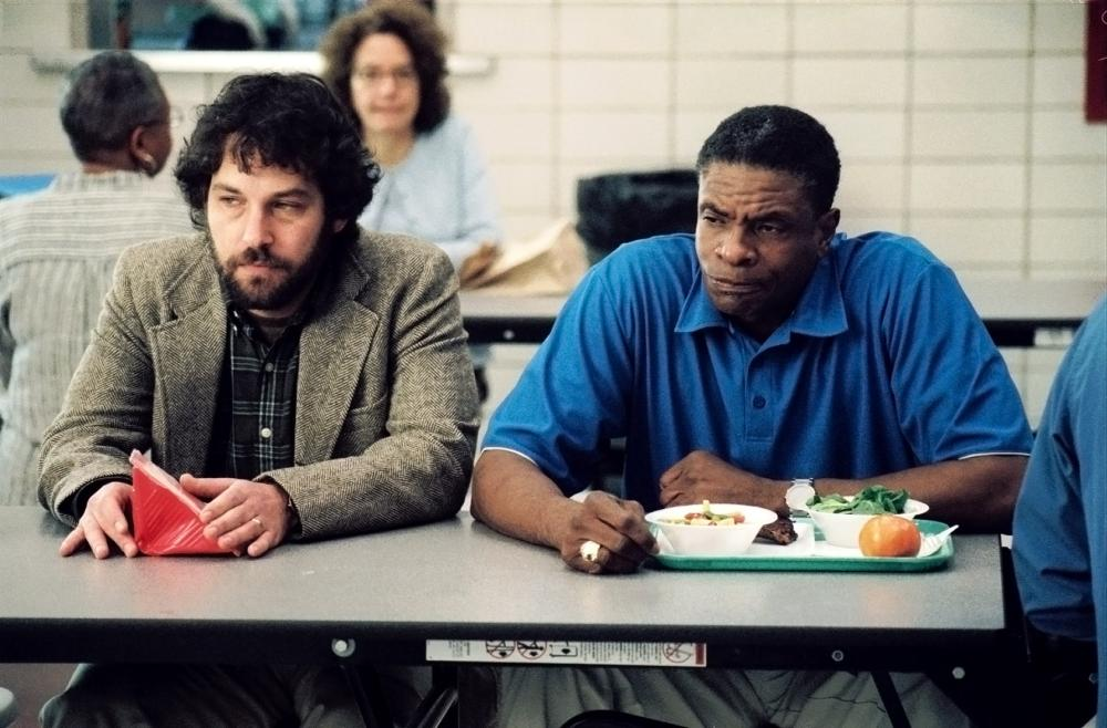 THE OH IN OHIO, Paul Rudd, Keith David, 2006, ©Cyan Pictures