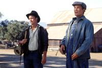 OF MICE AND MEN, Gary Sinise, John Malkovich, 1992, (c) MGM