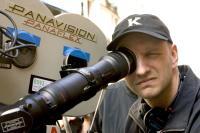 OCEAN'S TWELVE, director Steven Soderbergh on set, 2004, (c) Warner Brothers