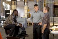 OCEAN'S TWELVE, Don Cheadle, Matt Damon, Scott Caan, 2004, (c) Warner Brothers