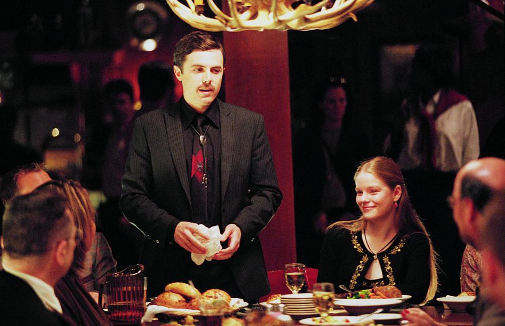 OCEAN'S TWELVE, Casey Affleck, Dina Connolly, 2004, (c) Warner Brothers
