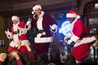 A BAD MOMS CHRISTMAS, L-R: MATTHEW WARZEL, JUSTIN HARTLEY, PATRICK R. WALKER, 2017. PH: HILARY BRONWYN GAYLE/©STX ENTERTAINMENT
