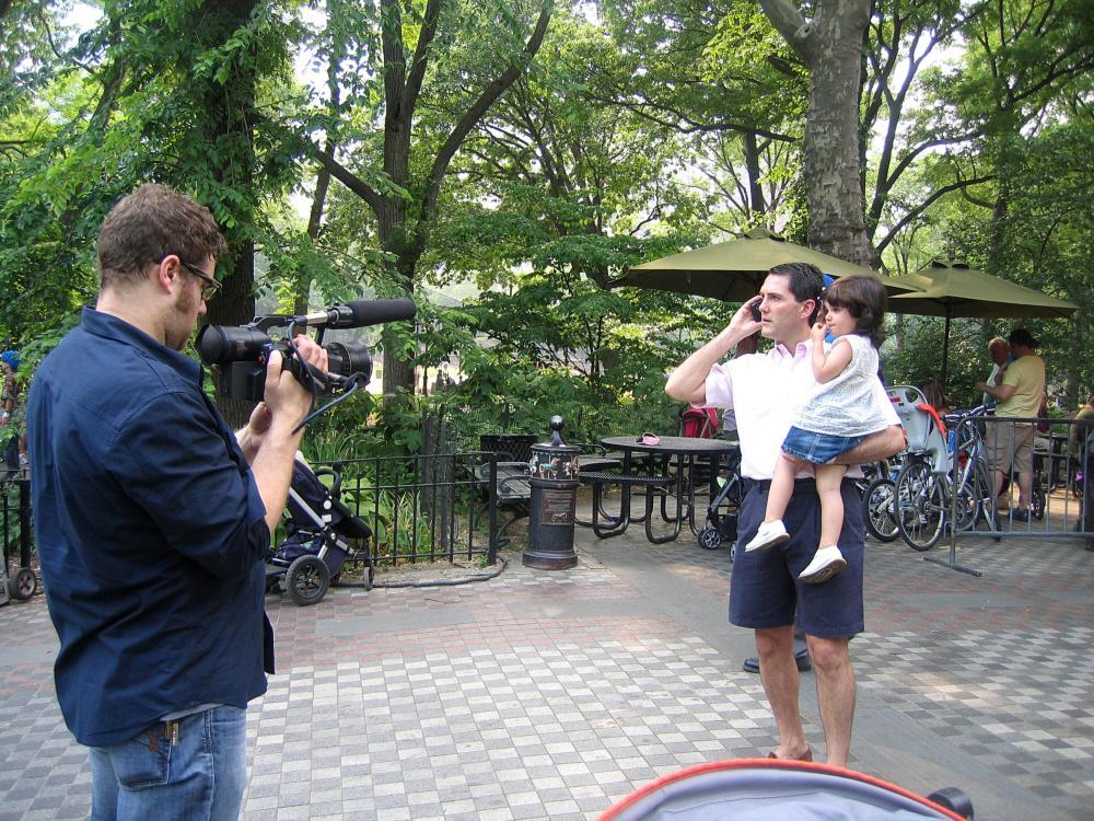 Nursery University Director Matthew Makar Left 2008 Variance Films