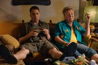 THREE BILLBOARDS OUTSIDE EBBING, MISSOURI, FROM LEFT: SAM ROCKWELL, SANDY MARTIN, 2017. PH: MERRICK MORTON/TM & COPYRIGHT © FOX SEARCHLIGHT PICTURES. ALL RIGHTS RESERVED.