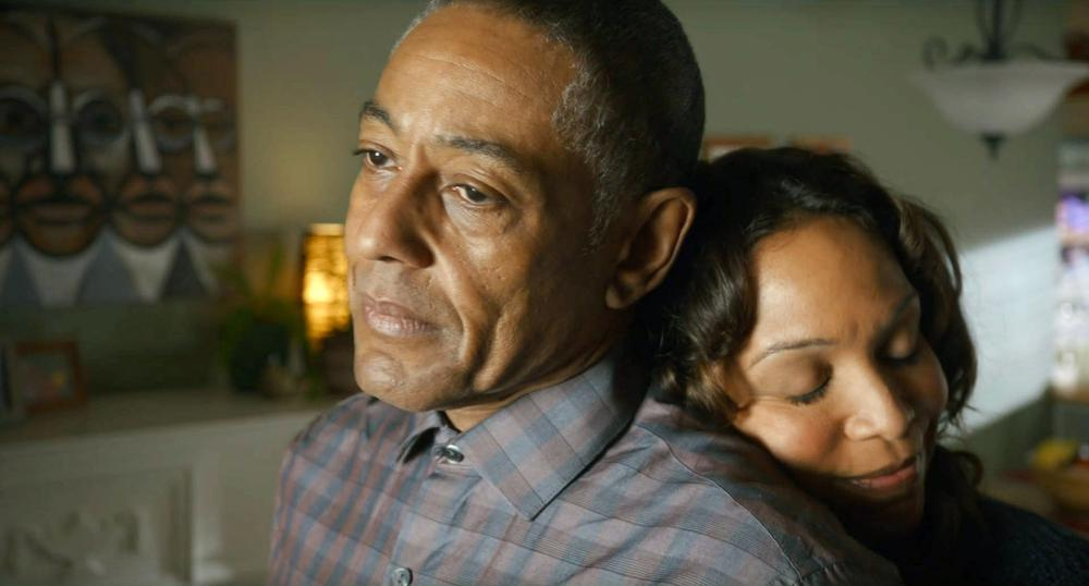 THE SHOW, (AKA THIS IS YOUR DEATH), FROM LEFT: GIANCARLO ESPOSITO, LUCIA WALTERS, 2017. © THE FILM ARCADE