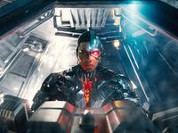JUSTICE LEAGUE, RAY FISHER AS CYBORG, 2017. © WARNER BROS. PICTURES