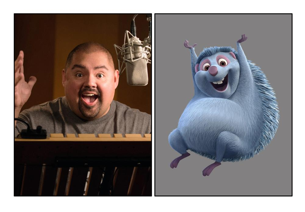 FERDINAND, GABRIEL IGLESIAS (VOICE OF CUATRO), 2017. PH: BRIAN GORDON. TM AND COPYRIGHT ©20TH CENTURY FOX FILM CORP. ALL RIGHTS RESERVED