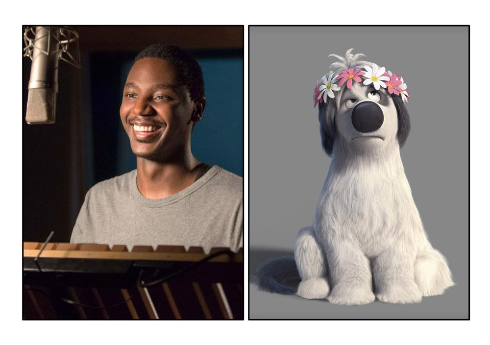 FERDINAND, JERROD CARMICHAEL (VOICE OF PACO), 2017. PH: BRIAN GORDON. TM AND COPYRIGHT ©20TH CENTURY FOX FILM CORP. ALL RIGHTS RESERVED