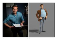 FERDINAND, RAUL ESPARZA (VOICE OF MORENO), 2017. PH: JAMIE MIDGLEY. TM AND COPYRIGHT ©20TH CENTURY FOX FILM CORP. ALL RIGHTS RESERVED