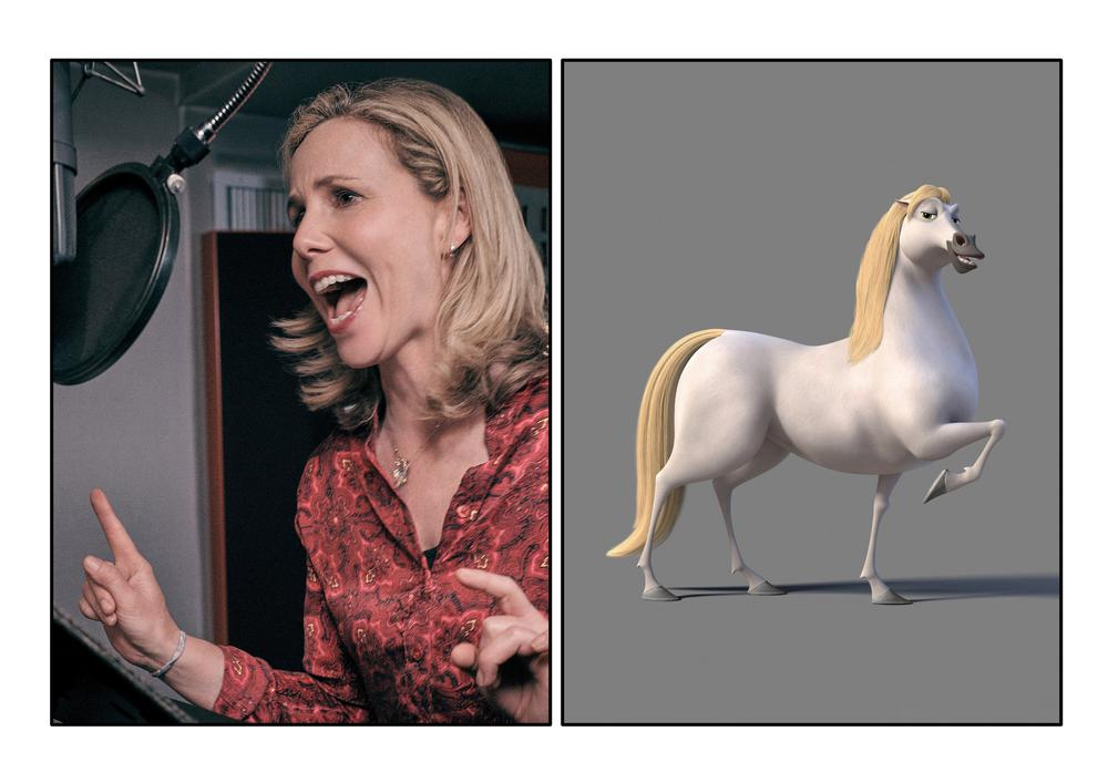FERDINAND, SALLY PHILLIPS (VOICE OF GRETA), 2017. PH: CHARLIE GRAY. TM AND COPYRIGHT ©20TH CENTURY FOX FILM CORP. ALL RIGHTS RESERVED