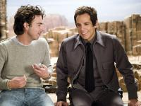 NIGHT AT THE MUSEUM, director Shawn Levy, Ben Stiller, on set, 2006. TM & Copyright (c) 20th Century Fox Film Corp.