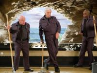 NIGHT AT THE MUSEUM, Mickey Rooney, Dick Van Dyke, Bill Cobbs, 2006. TM & Copyright  ©20th Century Fox Film Corp. All rights reserved.