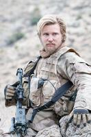 12 STRONG, THAD LUCKINBILL, 2018. PH: DAVID JAMES/© WARNER BROS. PICTURES