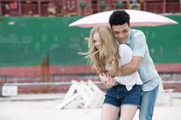 EVERY DAY, L-R: ANGOURIE RICE, JUSTICE SMITH, 2018. PH: PETER H. STRANKS/© ORION PICTURES