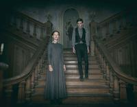 THE LODGERS, FROM LEFT: CHARLOTTE VEGA, BILL MILNER, 2017. © EPIC PICTURES RELEASING