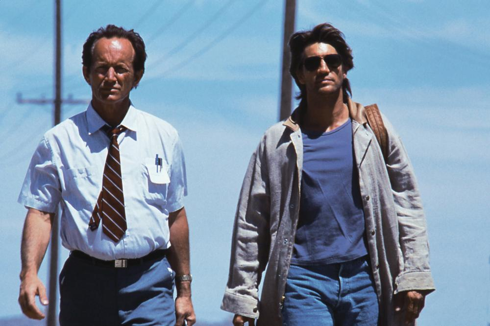 THE NATURE OF THE BEAST, Lance Henriksen, Eric Roberts, 1995, (c) New Line