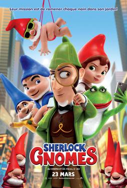 Sherlock Gnomes (Version française)
