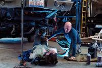 DEATH WISH, FROM LEFT: RONNIE GENE BLEVINS, BRUCE WILLIS, 2017. PH: TAKASHI SEIDA/© MGM