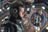 PACIFIC RIM UPRISING, L-R: CAILEE SPAENY, WESLEY WONG, 2018. PH: JASIN BOLAND/© UNIVERSAL PICTURES