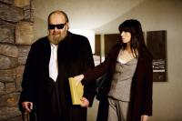 MORD IST MEIN GESCHAFT, LIEBLING, from left: Bud Spencer, Nora Tschirner, 2009. ©Warner Bros
