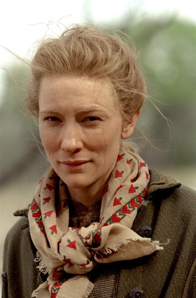 THE MISSING, Cate Blanchett, 2003, (c) Columbia