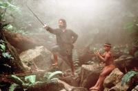 THE MISSION, Robert De Niro, Bercelio Moya, 1986, (c) Warner Brothers