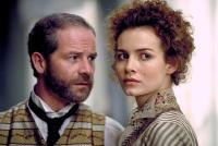 MISS JULIE, Peter Mullan, Saffron Burrows, 1999, (c) MGM