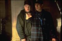 THE MIGHTY, Elden Henson, director Peter Chelsom on set, 1998, (c) Miramax