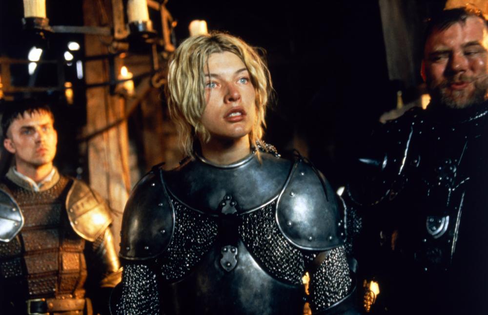 THE MESSENGER: THE STORY OF JOAN OF ARC, Desmond Harrington, Milla Jovovich, 1999, (c) Columbia