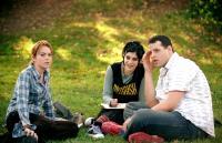 MEAN GIRLS, Lindsay Lohan, Lizzy Caplan, Daniel Franzese, 2004, (c) Paramount