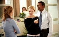 MEAN GIRLS, Lindsay Lohan, Rachel McAdams, Tim Meadows, 2004, (c) Paramount