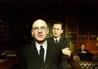 MY FUHRER, (aka MEIN FUHRER - DIE WIRKLICH WAHRSTE WAHRHEIT UBER ADOLF HITLER), Ulrich Muhe, Sylvester Groth as Joseph Goebbels, 2007. ©First Run Features