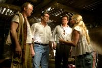 MAMMA MIA!, Stellan Skarsgard, Pierce Brosnan, Colin Firth, Amanda Seyfried, 2008. ©Universal