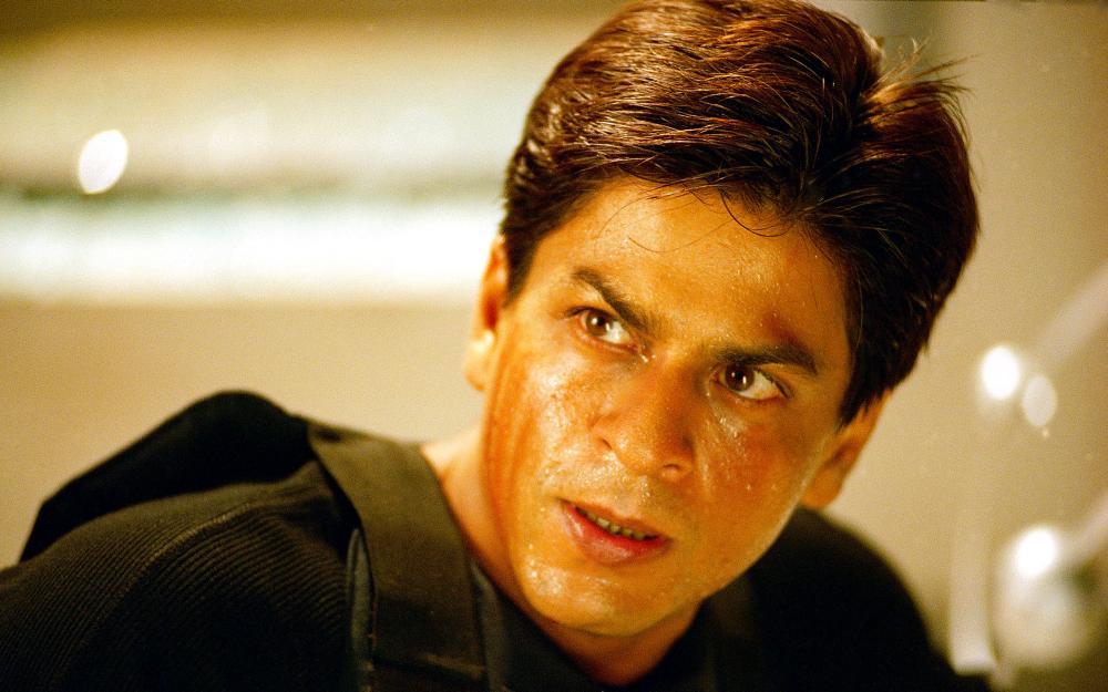Image result for shahrukh khan  main hoon na