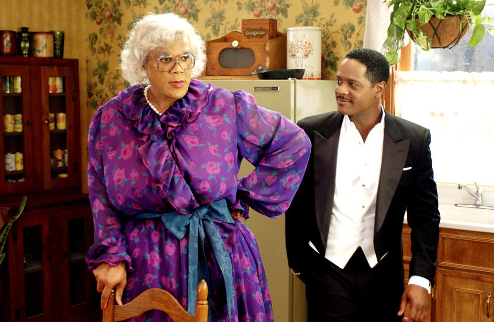 Madea S Family Reunion Tyler Perry Blair Underwood 2006 Lions Gate