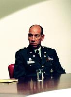 THE MANCHURIAN CANDIDATE, Miguel Ferrer, 2004, (c) Paramount