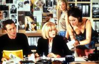 MAYBE BABY, James Purefoy, Joanna Lumley, Joely Richardson (rear), Rachael Stirling, 2000, (c) USA Films